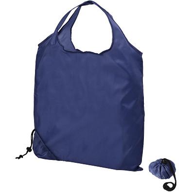 Scrunchy Einkaufstasche, royalblau