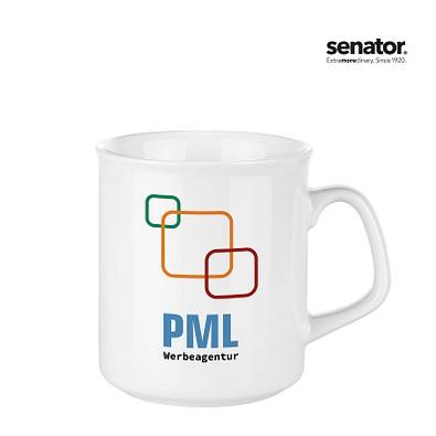 senator® Tasse Special, 300 ml, weiß