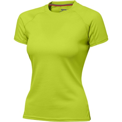 Slazenger™ Damen T-Shirt Serve cool Fit, apfelgrün, XXL