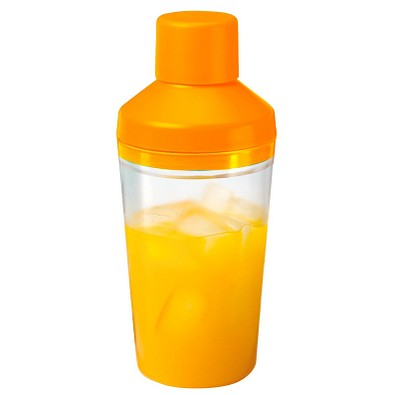 Shaker Bar, 0,45 l, standard-orange
