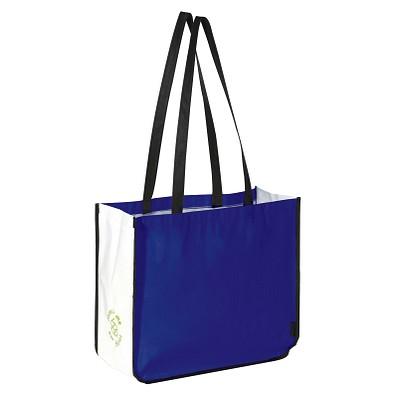 Shopping-Bag, blau