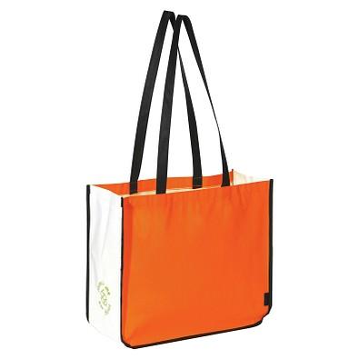 Shopping-Bag, orange