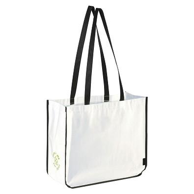 Shopping-Bag, weiß