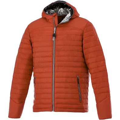 ELEVATE Herren Thermo Jacke Silverton, orange, S
