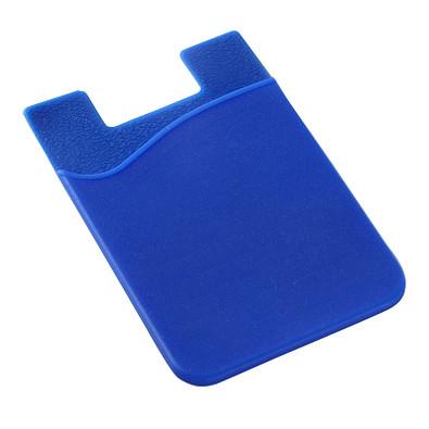 """Smartphone-Rückentasche """"Wave"""", blau"""