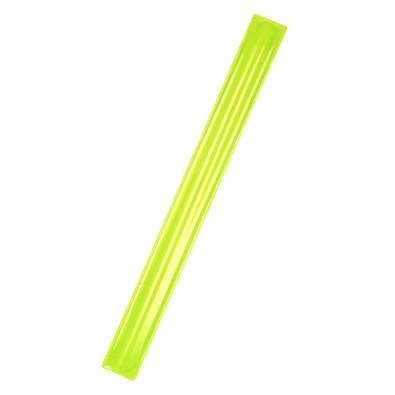 "Snap-Armband ""Shine"" 31 cm, gelb"