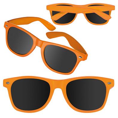 Sonnenbrille Atlanta,orange