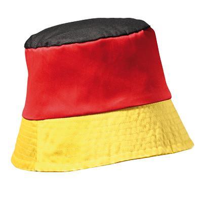 Sonnenhut Nation Deutschland-Farben