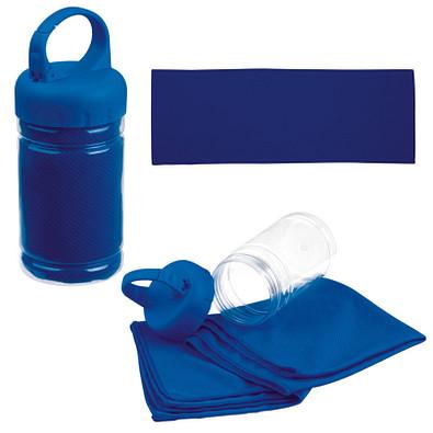 Sporthandtuch Sporty,blau