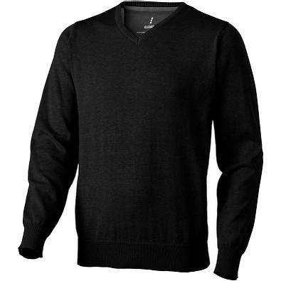 ELEVATE Herren Pullover Spruce, schwarz, XS
