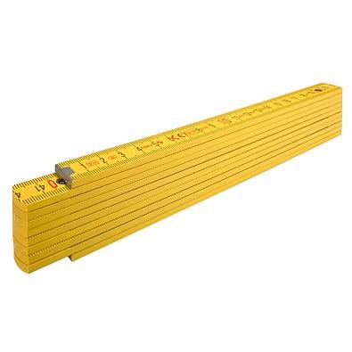 STABILA® Handwerkermaßstab, 400er Serie, gelb