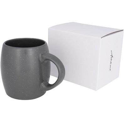 Stein Keramiktasse, 590 ml, grau