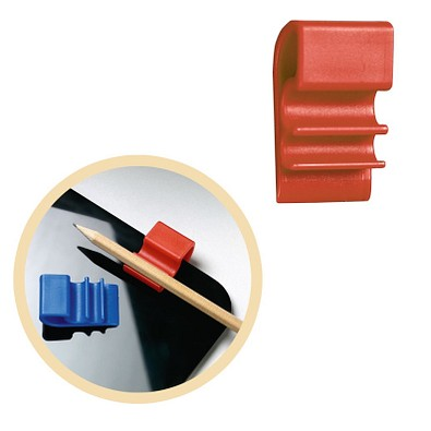 Stiftehalter Pen-Clip, standard-rot