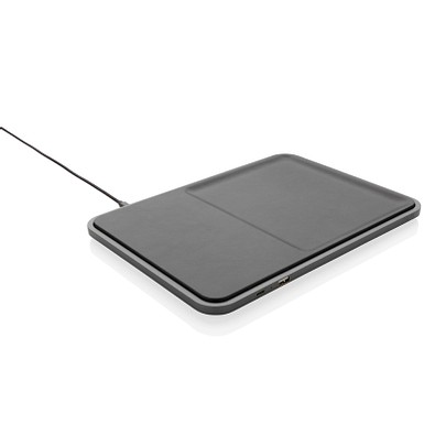 SWISS PEAK® Wireless Charger Ablage 5W, schwarz
