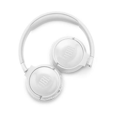 JBL® On-Ear Bluetooth Kopfhörer T 600 BT NC, weiß