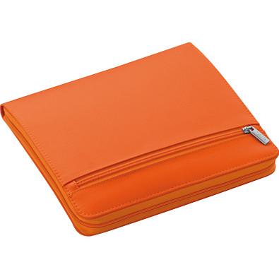 Tablet-Etui aus Nylon, orange