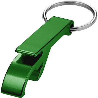 Tao Schlüsselanhänger mit Flaschen- und Dosenöffner, grün