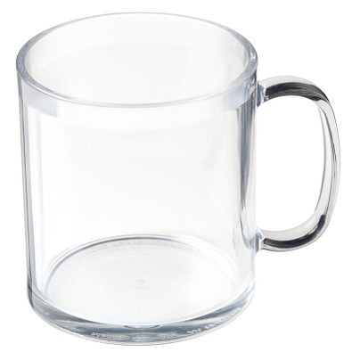 Tea Cup, 300 ml, transparent