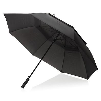 """SWISS PEAK® Sturm-Regenschirm Tornado 30"""", schwarz"""