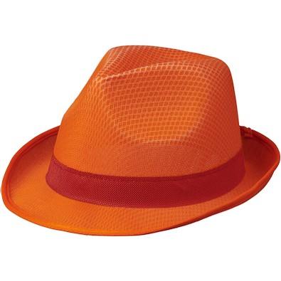 Trilby Set, orange,rot