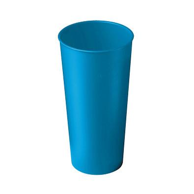 "Trinkbecher ""Colour"" 0,5 l, antibakteriell, hellblau"