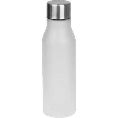 Trinkflasche aus Kunststoff, 550 ml, transparent