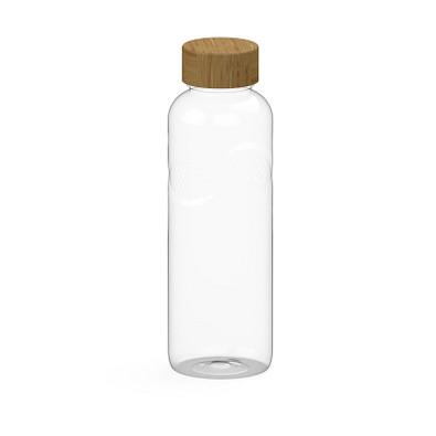 """Trinkflasche Carve """"Natural"""" klar-transparent 1,0 l, transparent"""