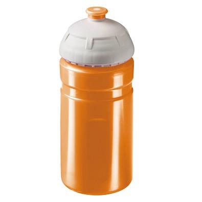 Trinkflasche Champion, 550 ml, trend-orange PP