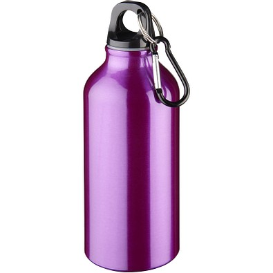 Trinkflasche Outdoor, 400 ml, Lila