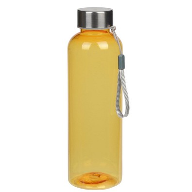 Trinkflasche Plainly, 550 ml, gelb