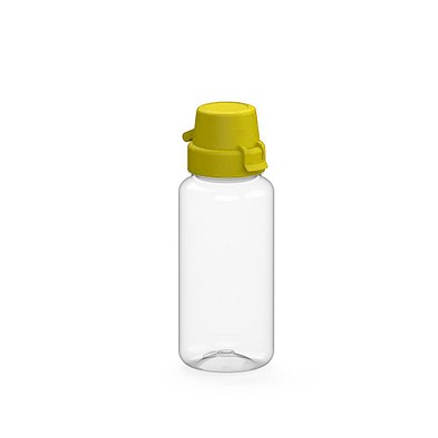 "Trinkflasche ""School"" klar-transparent 0,4 l, transparent"