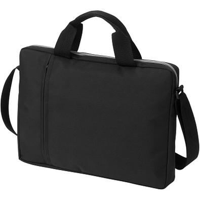 """Tulsa 14"""" Laptop-Konferenztasche, schwarz"""