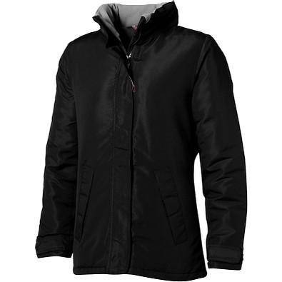 Slazenger™ Damen Thermo Jacke Under Spin, schwarz, XL