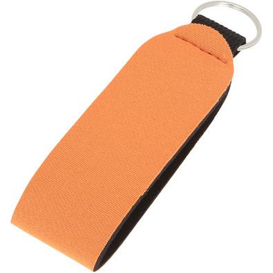 Vacay Schlüsselanhänger mit Spaltring, orange