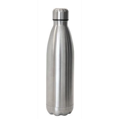 Vakuum-Isolierflasche, 750 ml, silber