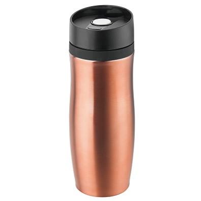 METMAXX® Vakuum-Thermobecher Metall, 400 ml, kupfer