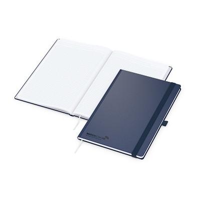geiger notes Vision-Book A4 Bestseller, Goldprägung, blau