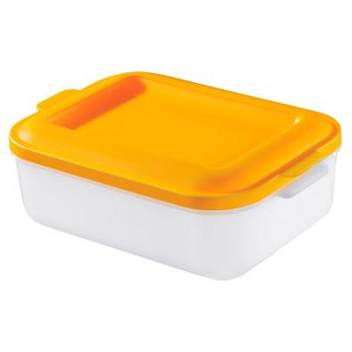 Vorratsdose Brot-Box, standard-gelb