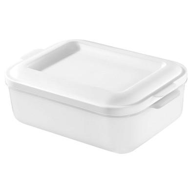 Vorratsdose Brot-Box, weiß