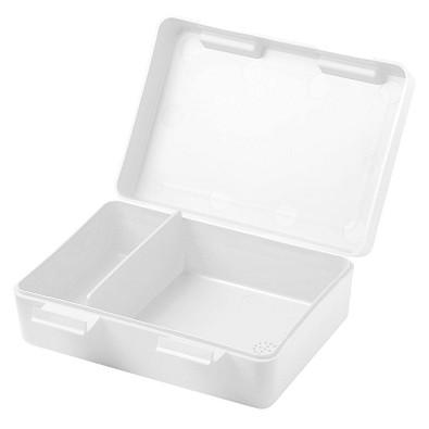 Vorratsdose Dinner-Box-Plus, weiß