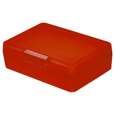 Vorratsdose Lunch-Box, trend-rot PP