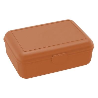 """Vorratsdose """"School-Box"""" deluxe, mit Trennschale, trend-orange PP"""
