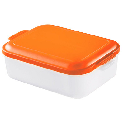 Vorratsdose Universal-Box, standard-orange