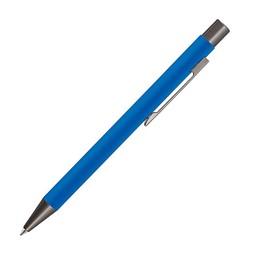 Metall-Kugelschreiber Gum, Mittelblau inkl. Gravur