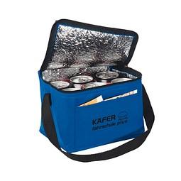 Kühltasche Ice, Blau inkl. 1-farbigem Druck