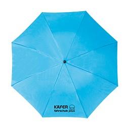 Taschenschirm, Royalblau inkl. 1-farbigem Druck